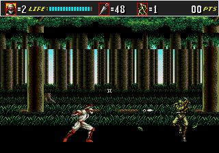 Shinobi III - Return of the Ninja Master